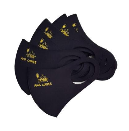 маска з лого львів